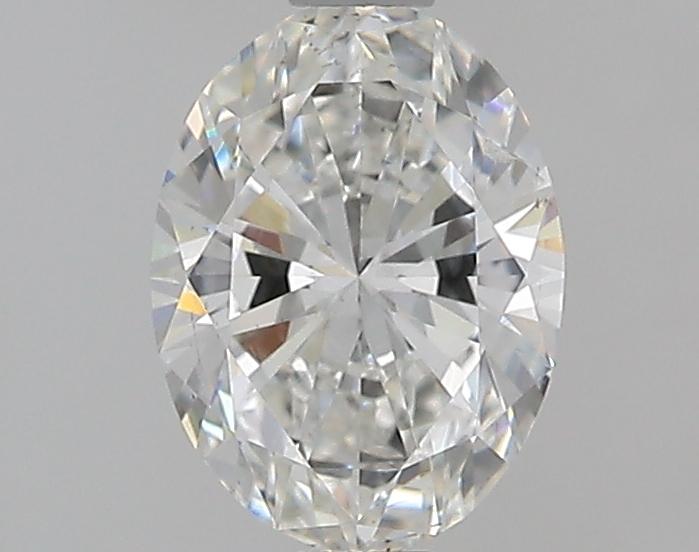 0.96 ct Oval Diamond : G / SI2