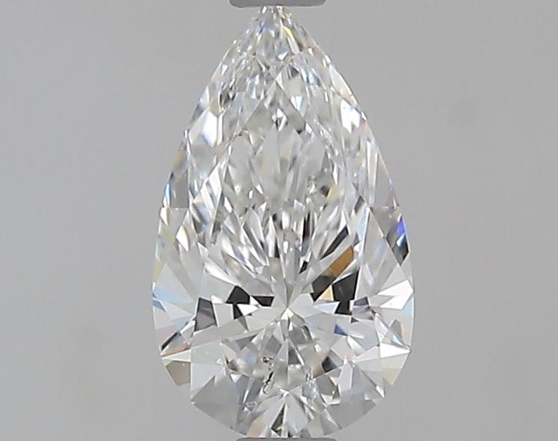 0.91 ct Pear Shape Diamond : F / SI1