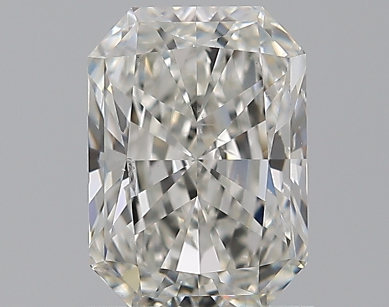 1.01 ct Radiant Diamond : H / SI2