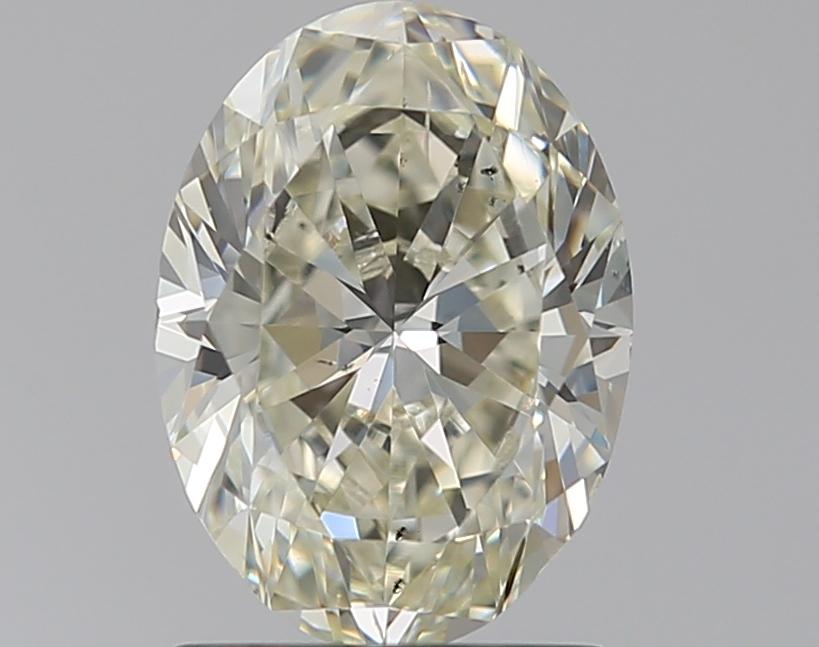 1.20 ct Oval Diamond : L / SI1
