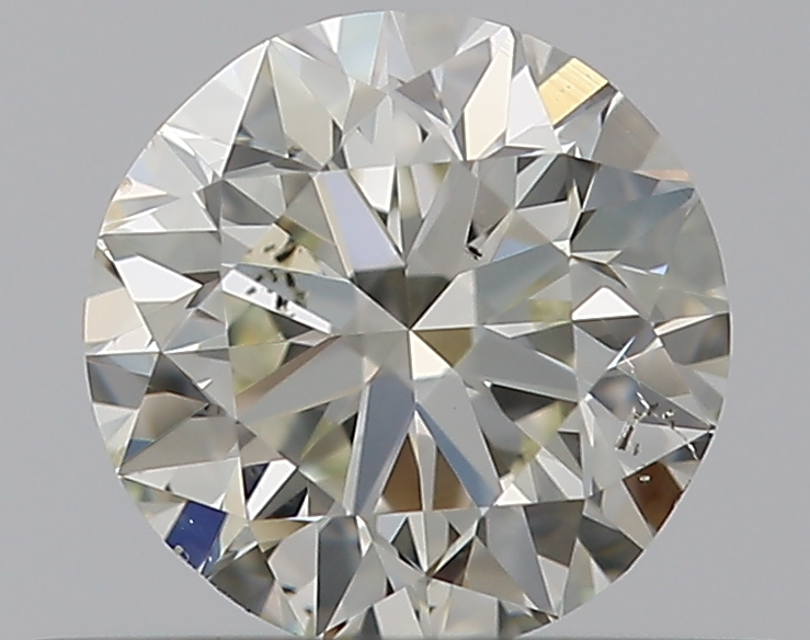 0.40 ct Round Diamond : K / SI1