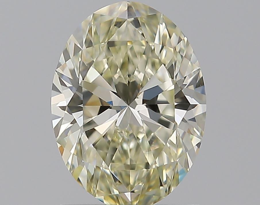 1.21 ct Oval Diamond : M / VS1