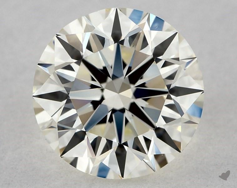 1.20 ct Round Diamond : L / VVS2