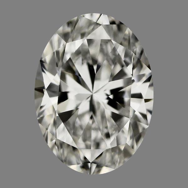 0.41 ct Oval Diamond : E / VVS1