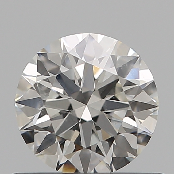 0.56 ct Round Diamond : H / SI1