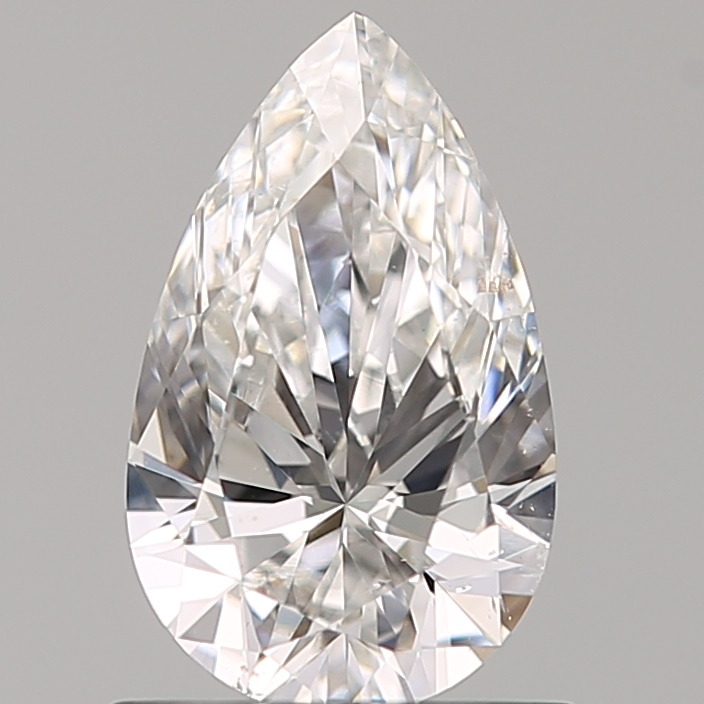 0.75 ct Pear Shape Diamond : E / SI1