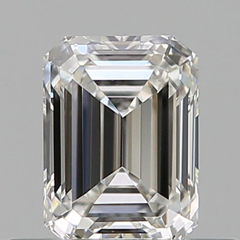 0.40 ct Emerald Cut Diamond : G / VS1