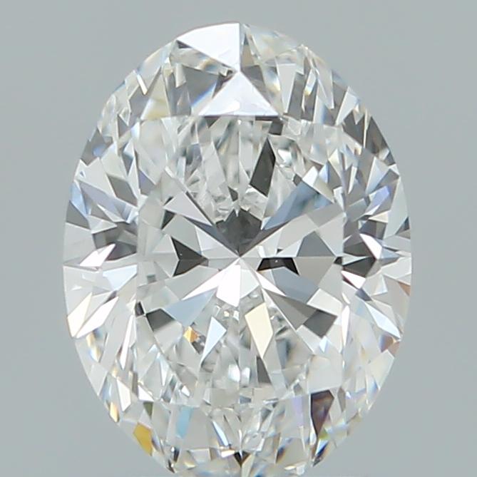 1.51 ct Oval Diamond : F / VS1