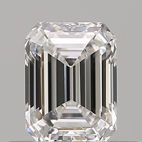 0.40 ct Emerald Cut Diamond : E / VS1