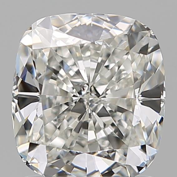 1.51 ct Cushion Cut Diamond : H / SI1