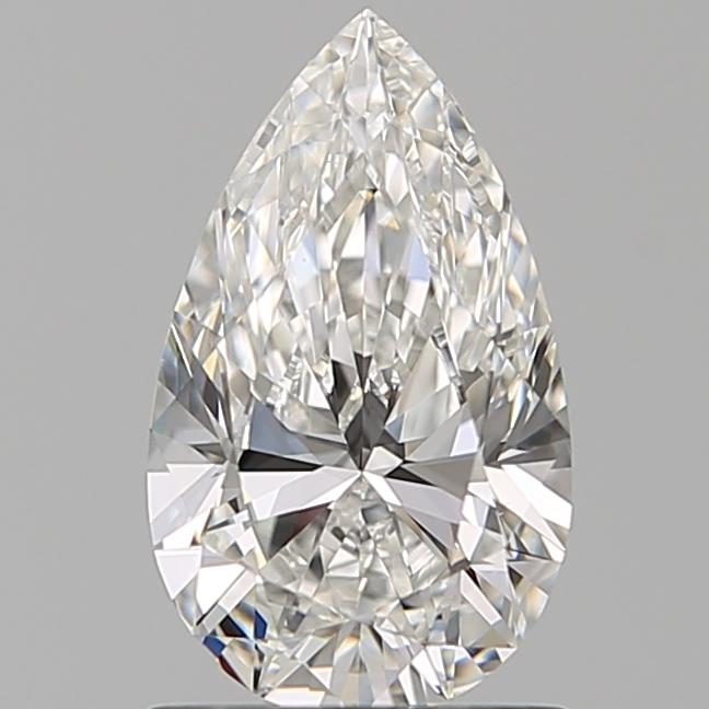 1.00 ct Pear Shape Diamond : G / VS1