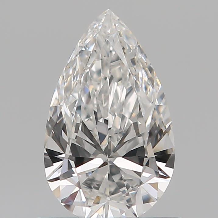 0.59 ct Pear Shape Diamond : F / VS1