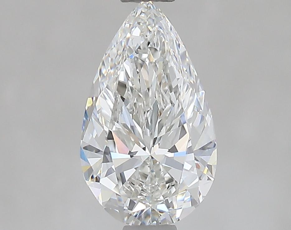 1.00 ct Pear Shape Diamond : F / VVS1