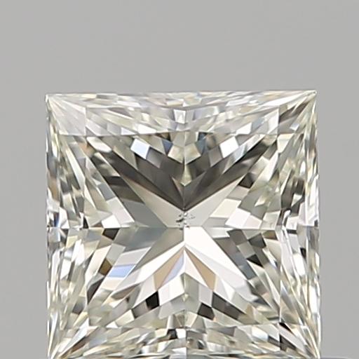 0.50 ct Princess Cut Diamond : J / VS2
