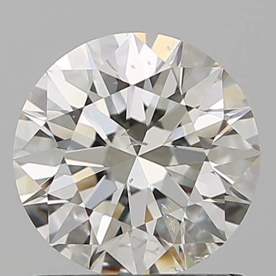 0.91 ct Round Diamond : K / SI2