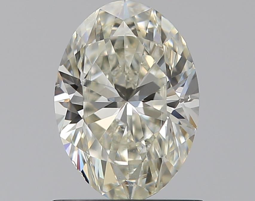 0.90 ct Oval Diamond : K / VS2