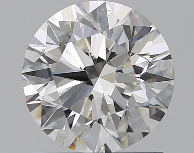 0.90 ct Round Diamond : H / VS2