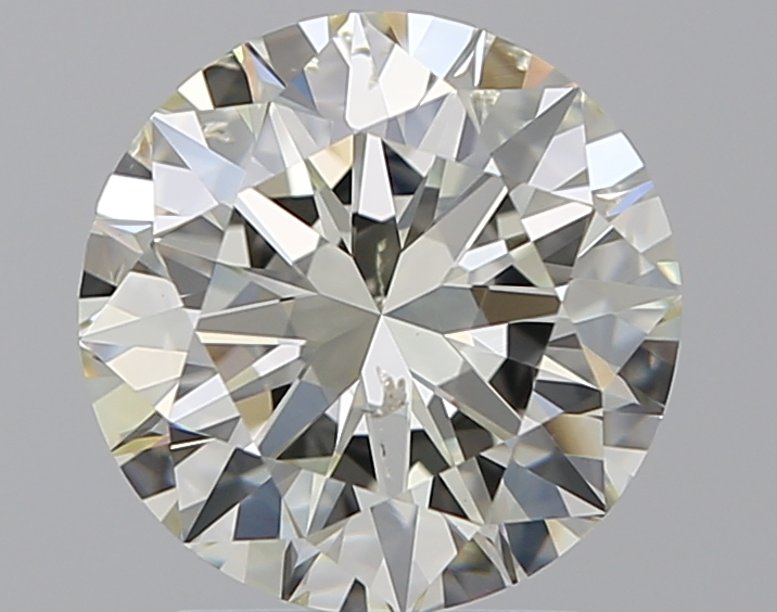 1.90 ct Round Diamond : L / SI2
