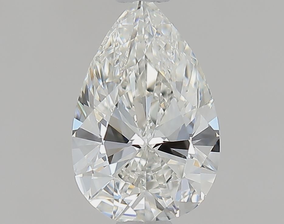 0.96 ct Pear Shape Diamond : H / VS2