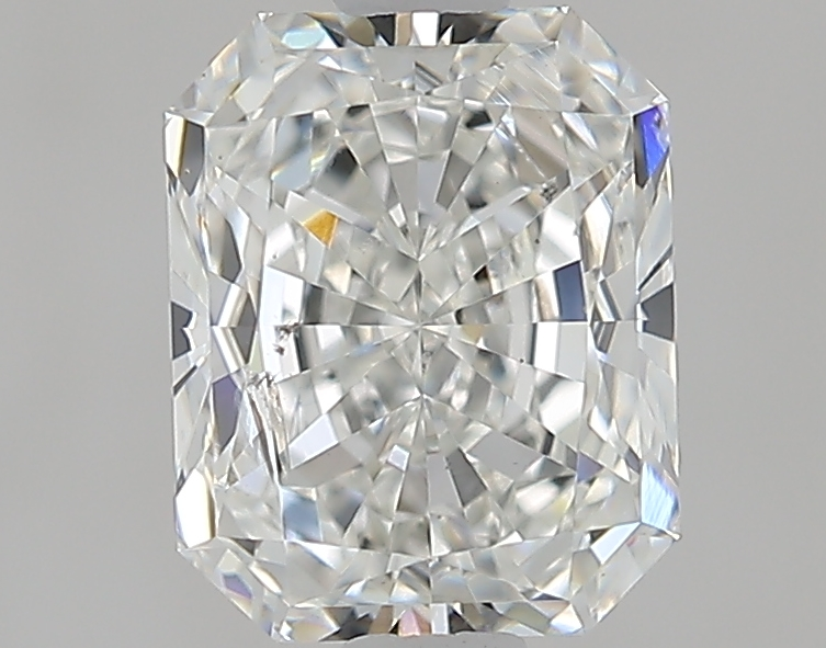1.30 ct Radiant Diamond : H / SI2