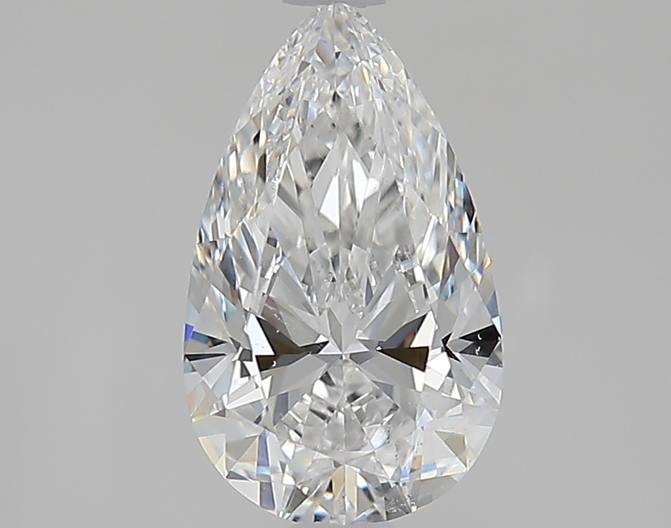 1.70 ct Pear Shape Diamond : E / SI1