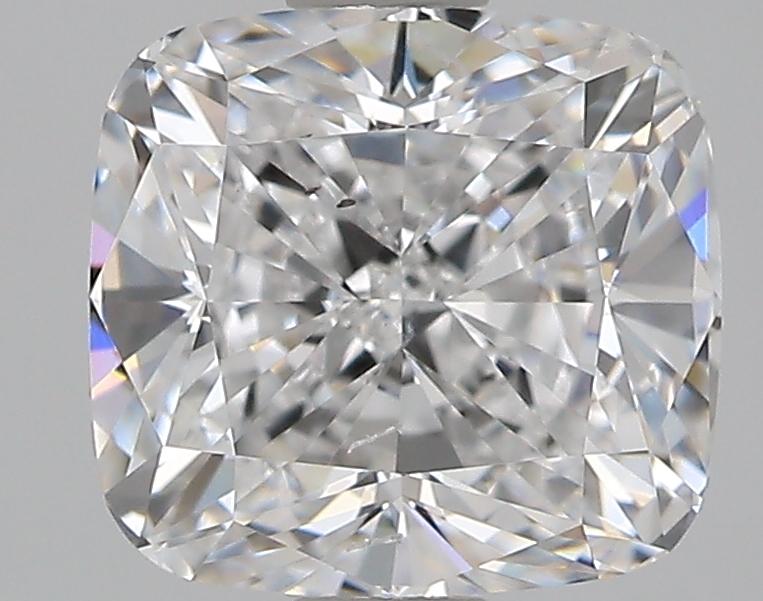 1.50 ct Cushion Cut Diamond : D / SI1