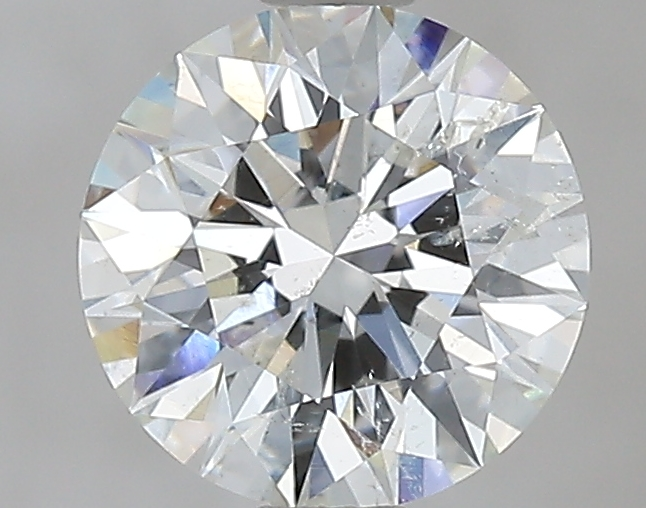 1.51 ct Round Diamond : H / SI2
