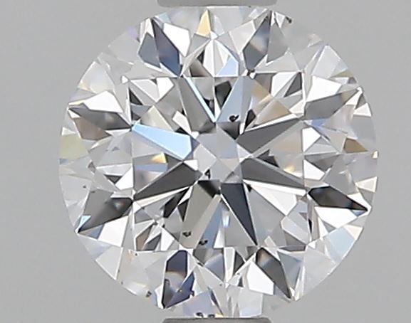 0.71 ct Round Diamond : D / SI1