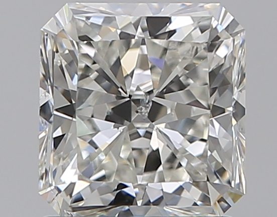 1.26 ct Radiant Diamond : H / SI2