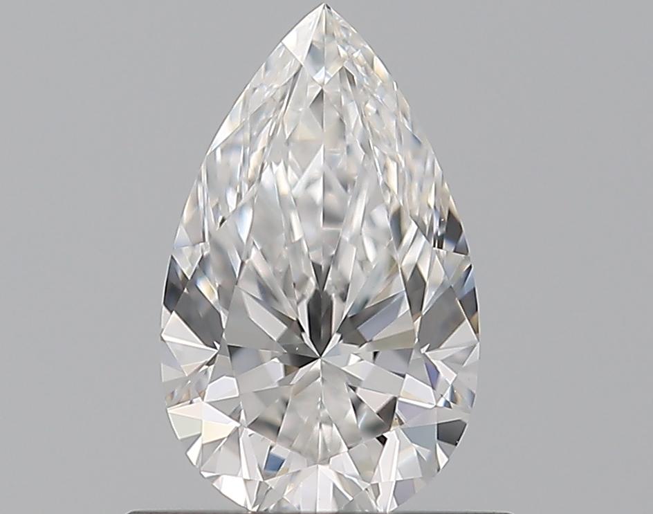 0.59 ct Pear Shape Diamond : E / VS1