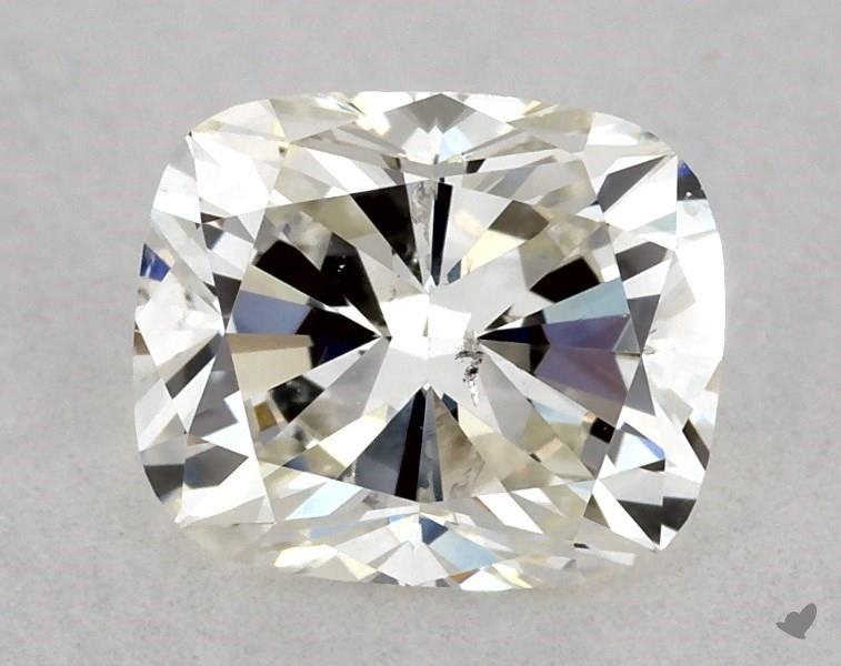 0.60 ct Cushion Cut Diamond : J / SI2