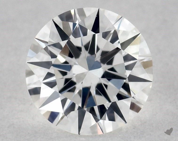 0.32 ct Round Diamond : E / SI1
