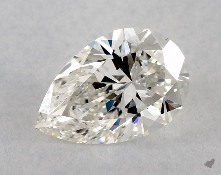 0.51 ct Pear Shape Diamond : I / VVS1