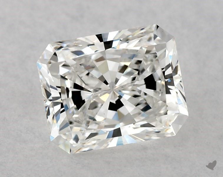 0.75 ct Radiant Diamond : E / VS1