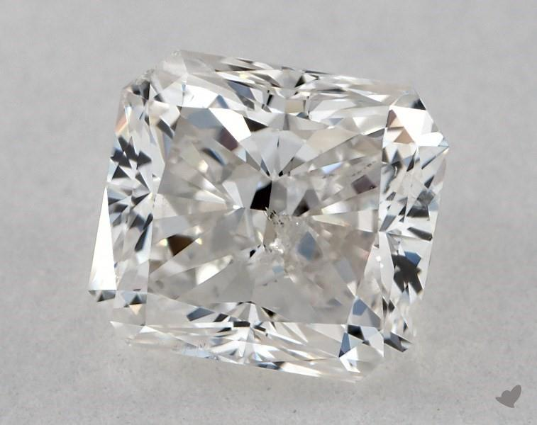 1.01 ct Radiant Diamond : G / I1
