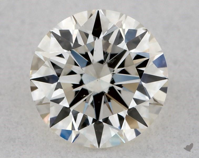 0.30 ct Round Diamond : K / SI1