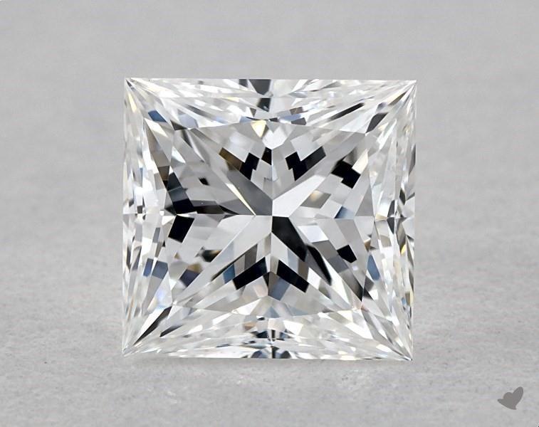 0.78 ct Princess Cut Diamond : E / VS1