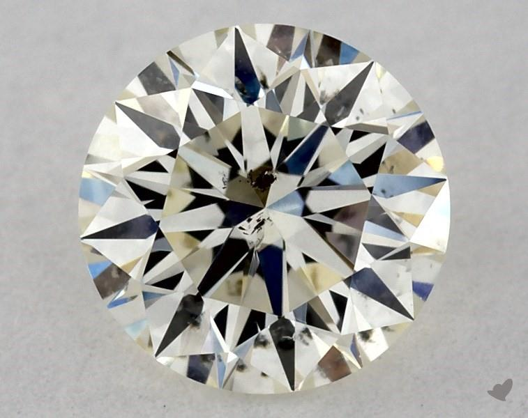 0.43 ct Round Diamond : L / SI2