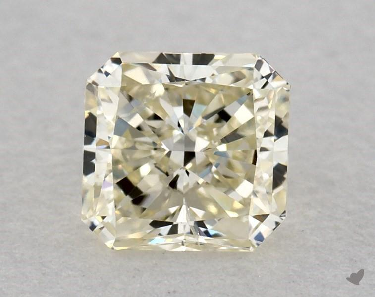 0.61 ct Radiant Diamond : M / SI2