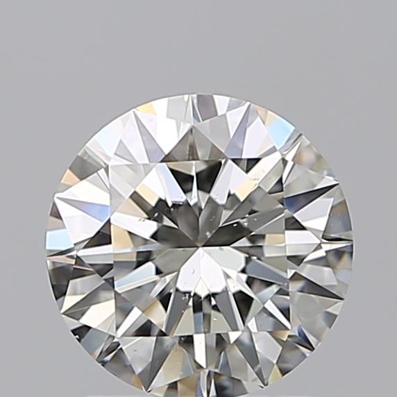1.35 ct Round Diamond : I / SI1