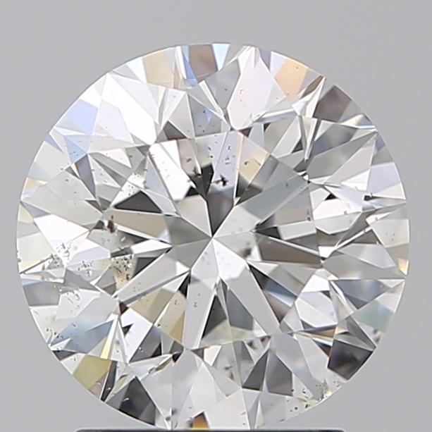2.00 ct Round Diamond : G / SI1