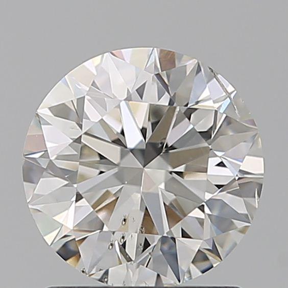 1.20 ct Round Diamond : H / SI2