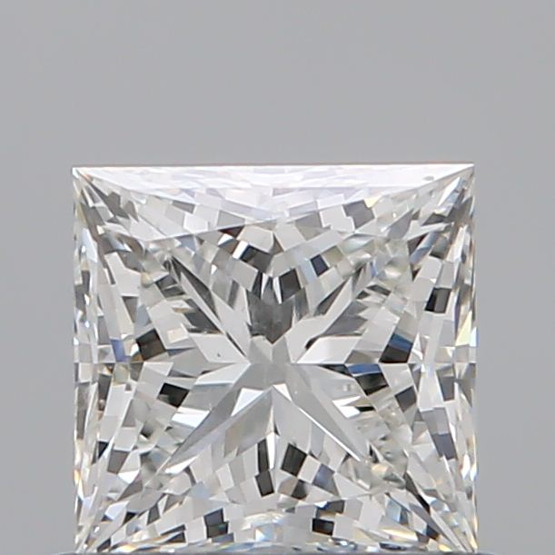 0.71 ct Princess Cut Diamond : H / VS1
