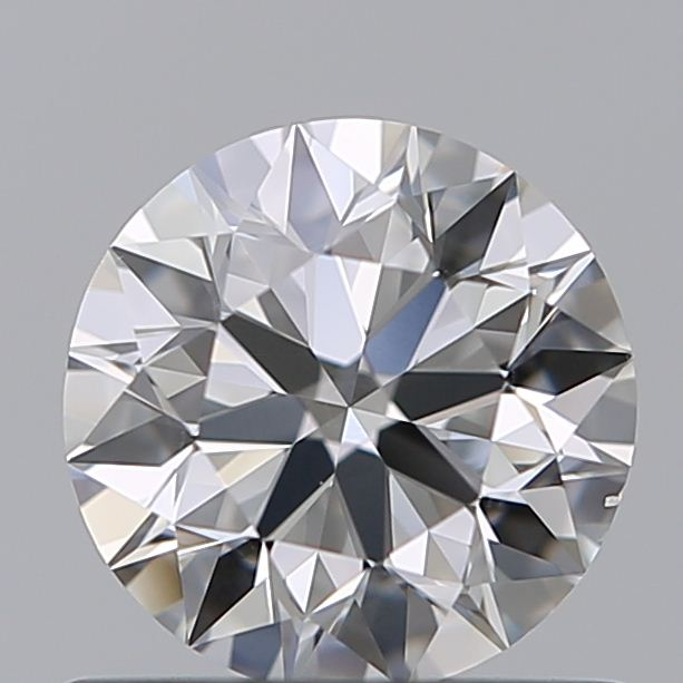 0.65 ct Round Diamond : F / VS2