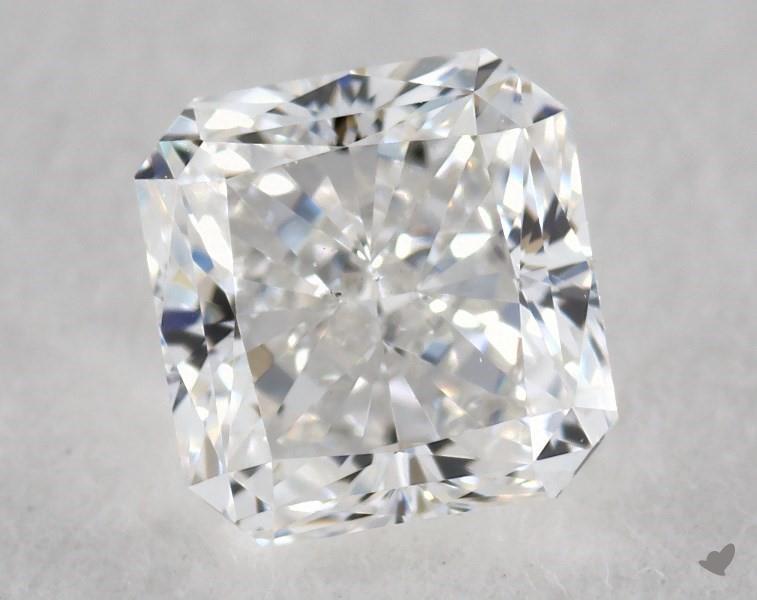 0.70 ct Radiant Diamond : E / VS2
