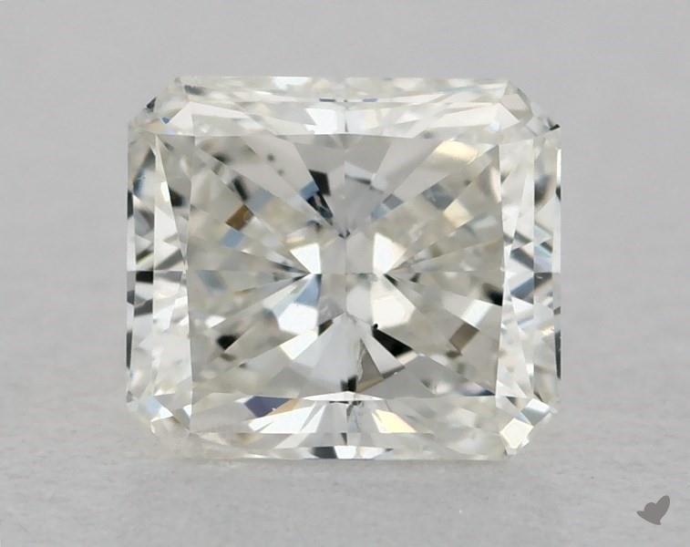 0.40 ct Radiant Diamond : I / SI1