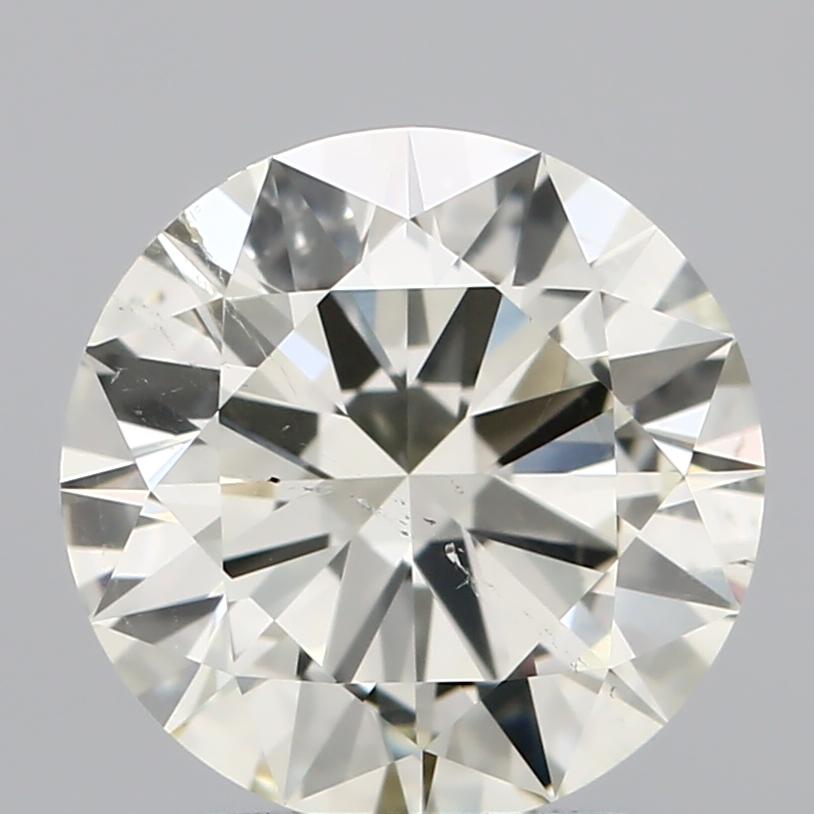 1.61 ct Round Diamond : M / SI2