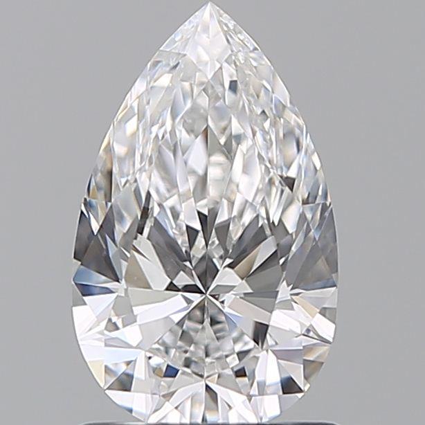 1.02 ct Pear Shape Diamond : D / VS2
