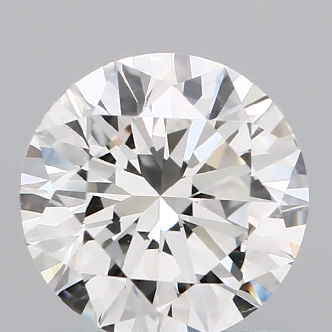 1.01 ct Round Diamond : I / VS2