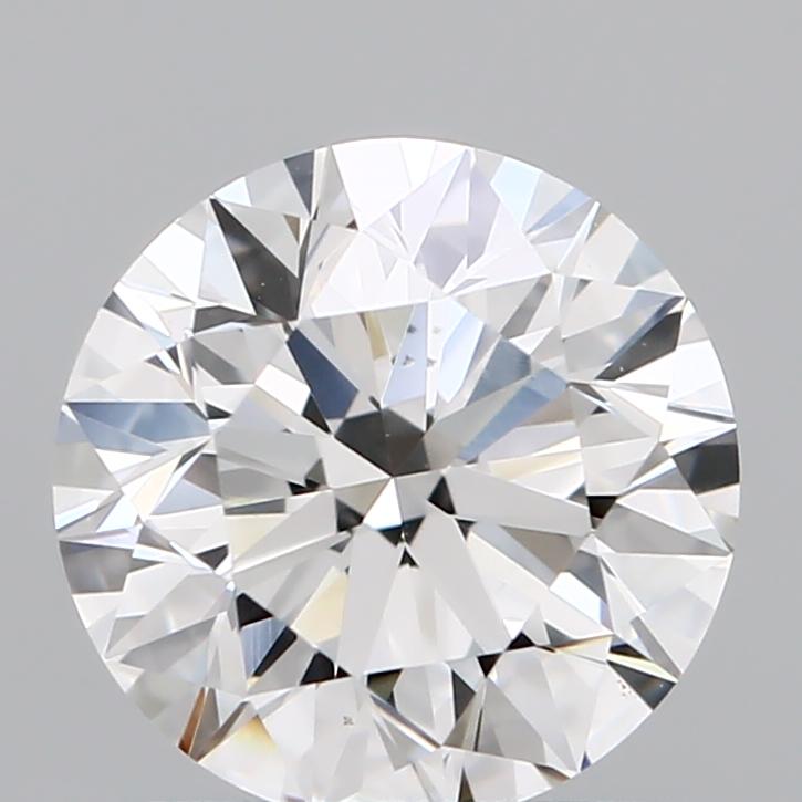 1.21 ct Round Diamond : G / VS2